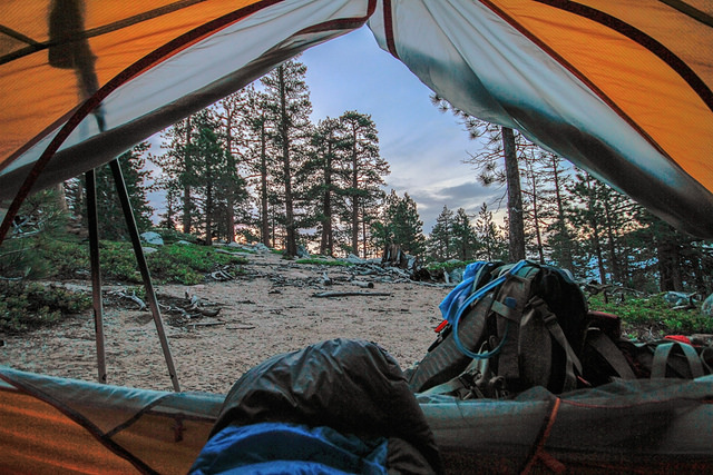 A Fork in the Trail, Laurie Ann March, camping recipes, camping dessert recipes,