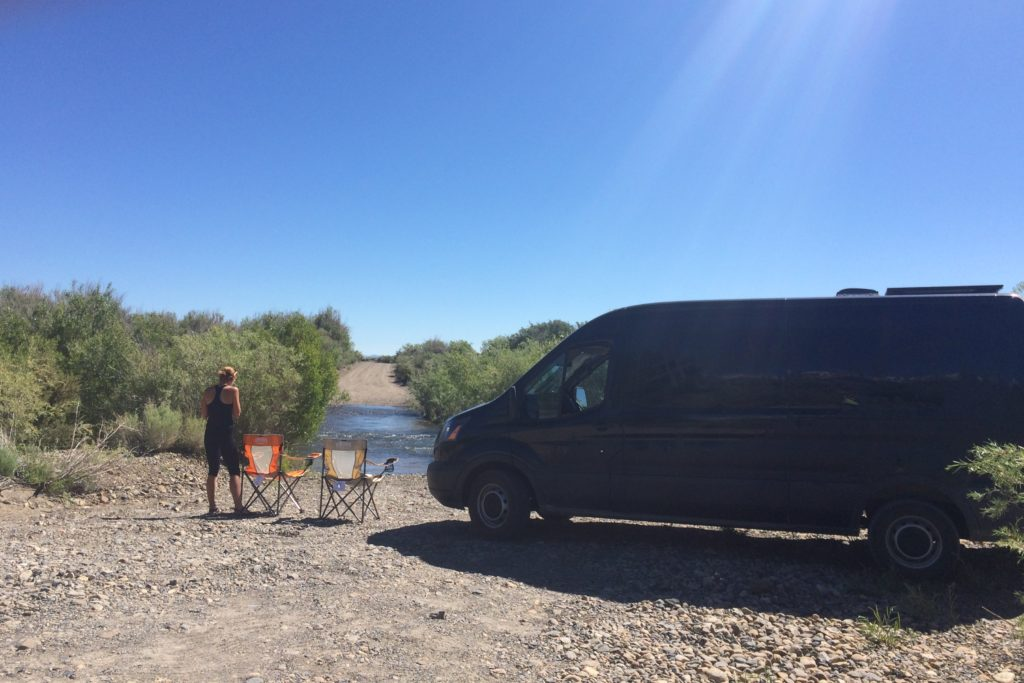 #YourLead Van, Teton Sports, Sportsman's Warehouse, van life, living in a van, Wilderness Press, Gear Forward, How to Live in a Van,