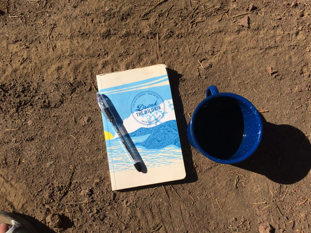 A Fork in the Trail, Laurie Ann March, coffee recipes, camping breakfast recipes