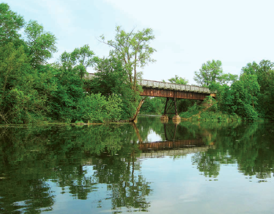Rails-to-Trails Conservancy, Cannon Valley Trail Minnesota, Harmony-Preston Valley State Trail, Gitchi-Gami State Trail, Paul Bunyan State Trail, Rail-Trails Minnesota, Glacial Lakes State Trail