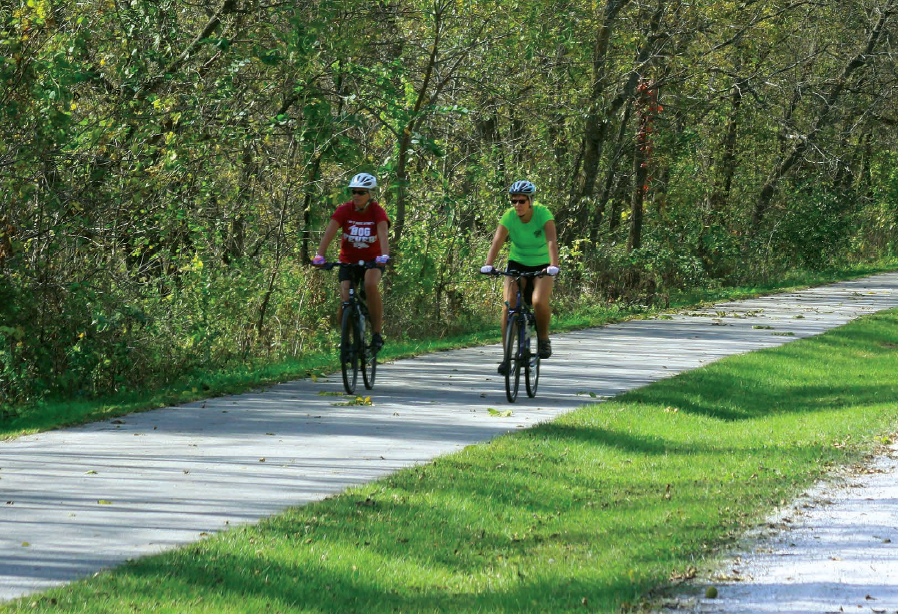 Rails-to-Trails Conservancy, Cannon Valley Trail Minnesota, Harmony-Preston Valley State Trail, Gitchi-Gami State Trail, Paul Bunyan State Trail, Rail-Trails Minnesota, Glacial Lakes State Trail,