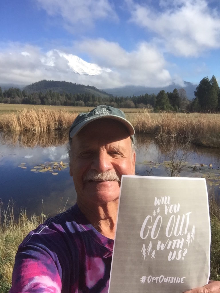 #OptOutside, REI, Wilderness Press #OptOutside,