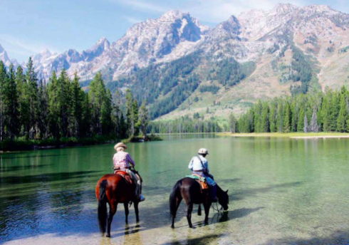 Yellowstone National Park, Grand Teton National Park, Top Trails: Yellowstone and Grand Teton National Parks