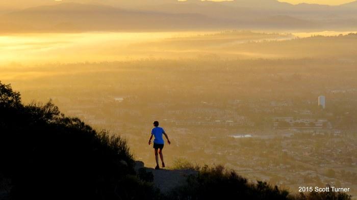 Afoot & Afield: San Diego, Scott Turner, Jerry Schad, hiking in California, San Diego
