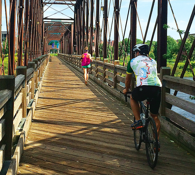 Rails-to-Trails Conservancy, Rail-Trails Illinois, Indiana and Ohio, rail-trails, Wilderness Press