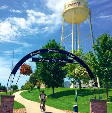 Rail-Trails: Iowa and Missouri, Iowa rail-trails, Rails-to-Trails Conservancy