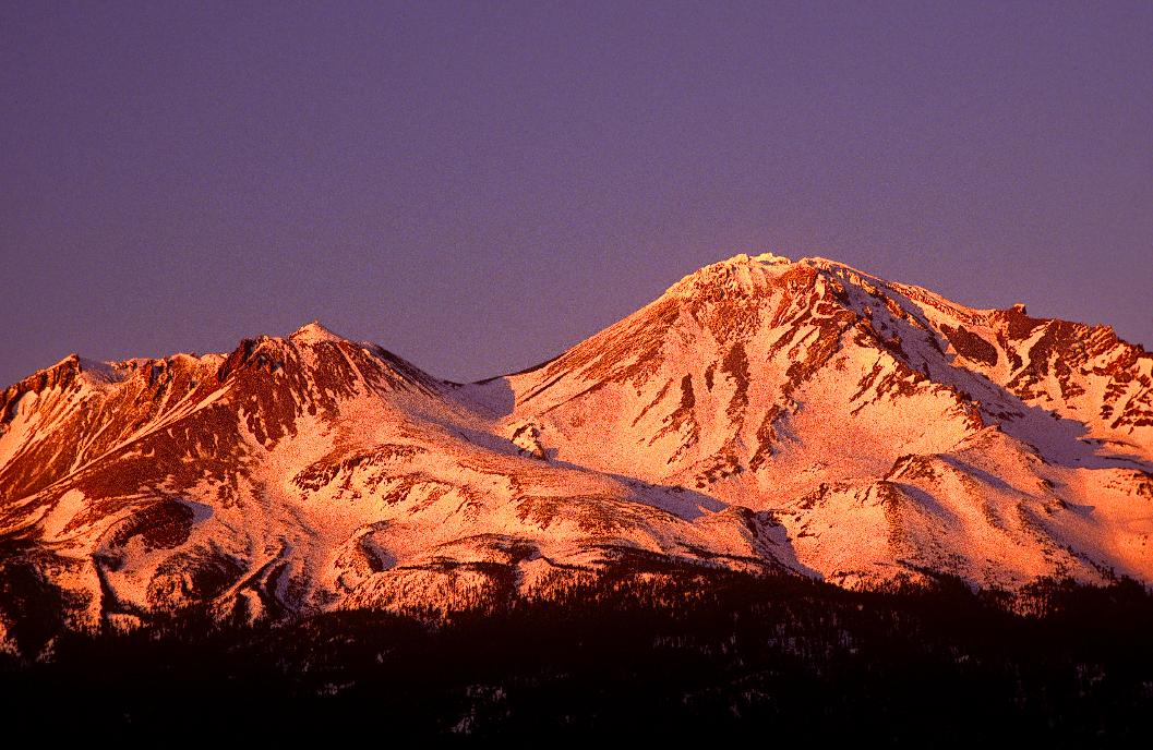 Mount Shasta, climbing Mount Shasta