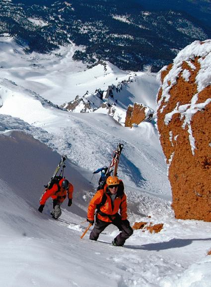 Mount Shasta skiing, Mount Shasta