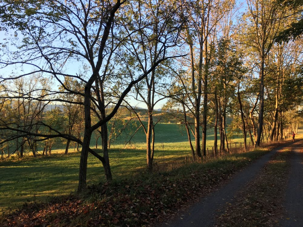 Virginia Creeper Trail, Rails-to-Trails Conservancy, ultra running, self-supported ultra