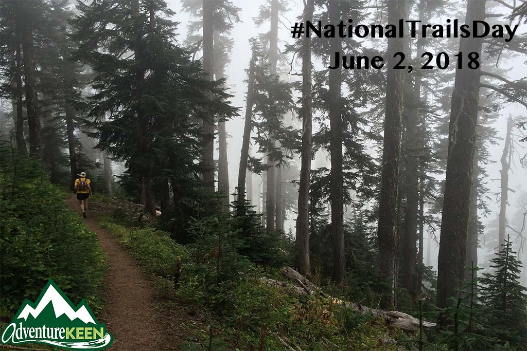 National Trails Day, American Hiking Society, Wilderness Press