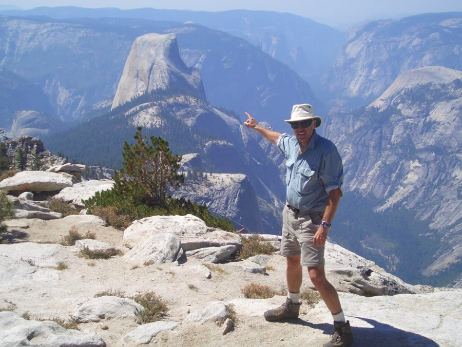 One Best Hike: Yosemite's Half Dome, Rick Deutsch, Wilderness Press