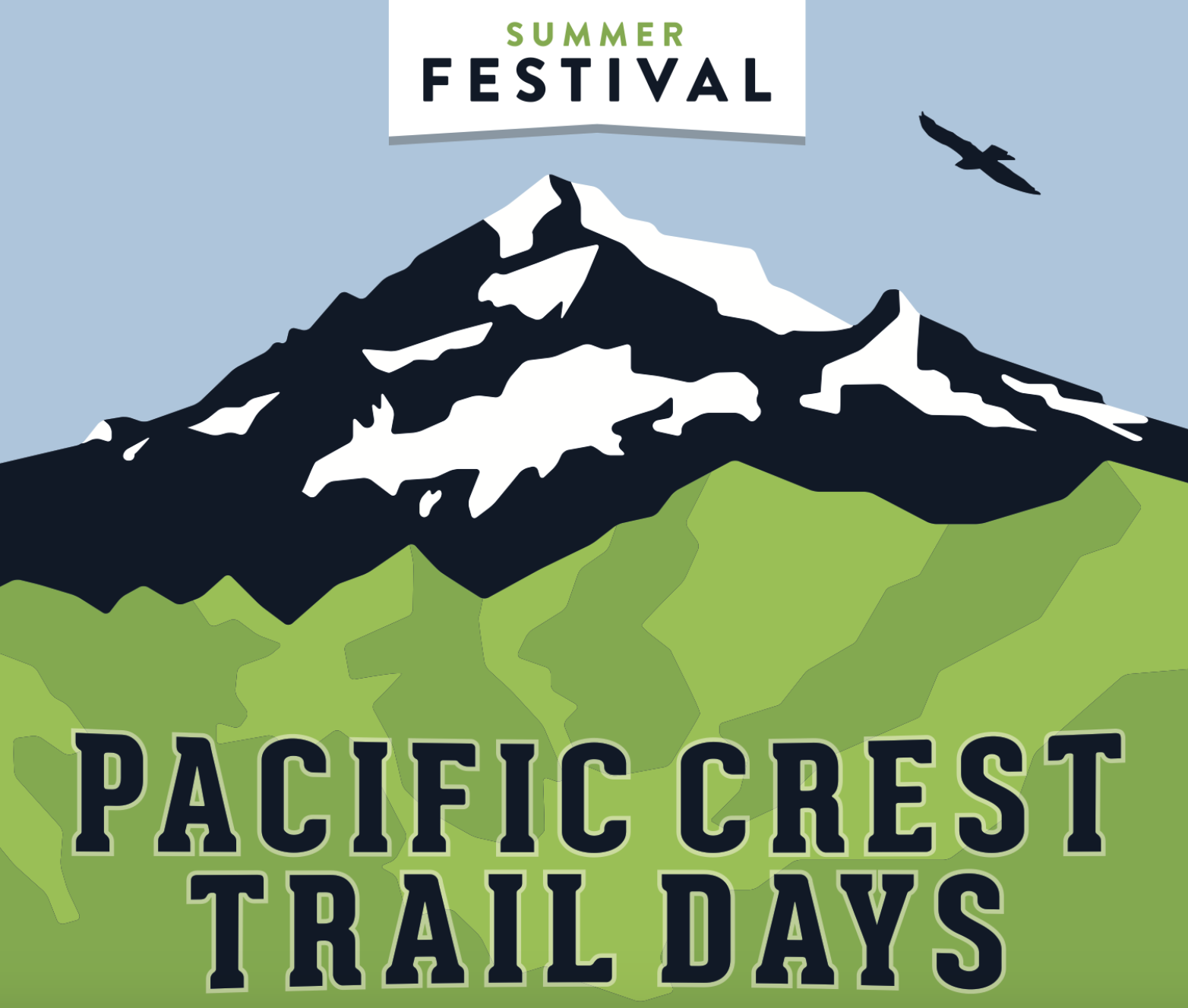 PCT Days, Wilderness Press
