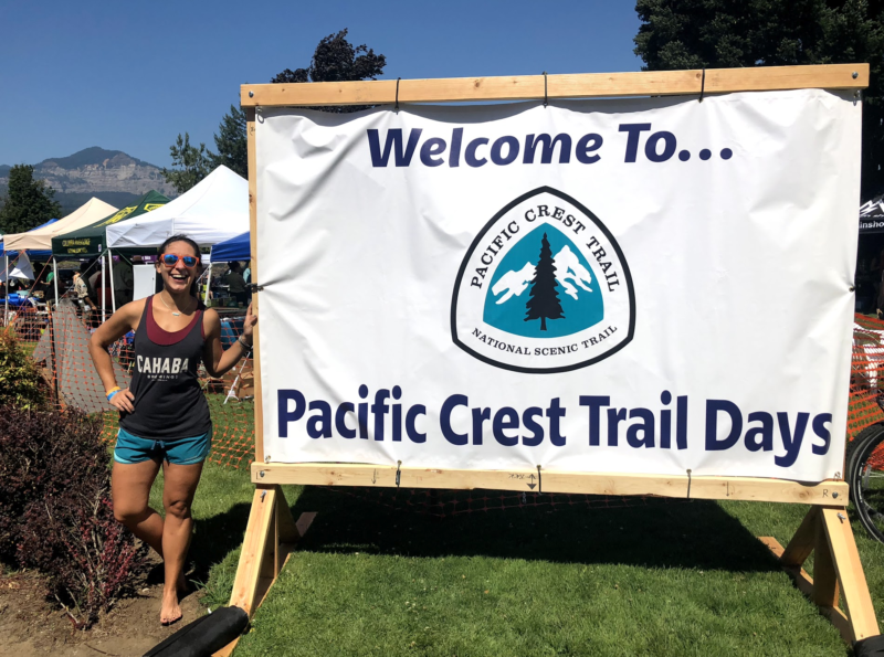 PCT Days, Wilderness Press, Cascade Locks, Pacific Crest Trail