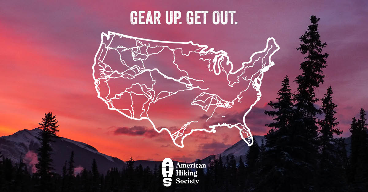 Gear Up Get Out, American Hiking Society, Wilderness Press