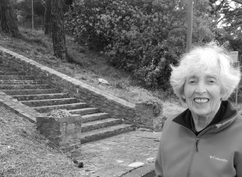 Stairway Walks in San Francisco , Adah Bakalinsky, Mary Burk, Wilderness Press