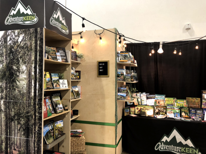 Outdoor Retailer Winter Market, Denver, Wilderness Press