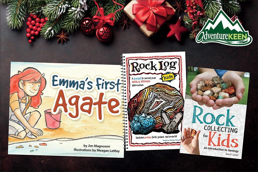 AdventureKEEN gift guide, Adventure Publications