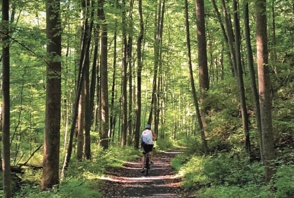 Opening Day for Trails, Rails-to-Trails Conservancy